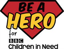 November's Featured Charity is Children in Need
