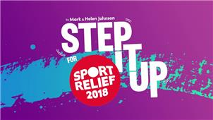 March's Featured Charity - Sport Relief
