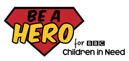 Be a Hero for BBC Children in Need